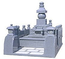 古代型五輪塔